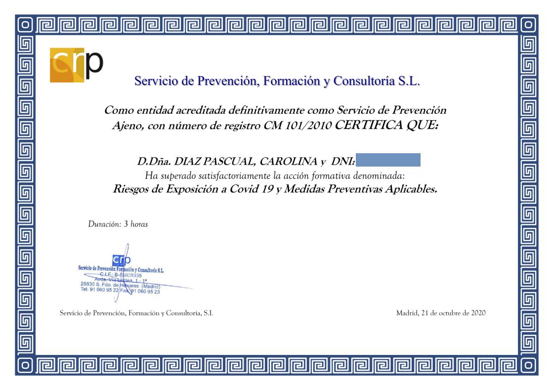 certificado-formacion-covid-holistic-fit
